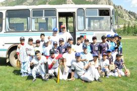 モンゴル野球青春記~バクシャー~ -メイン画像-