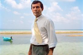 南の島の大統領メイン